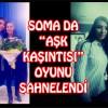 "SOMA DA  ""AŞK  KAŞINTISI""  OYUNU  SAHNELENDİ"