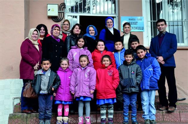 """""""KÖY ÖĞRENCİLERİMİZİ SEVİNDİREN YARDIM"""""""