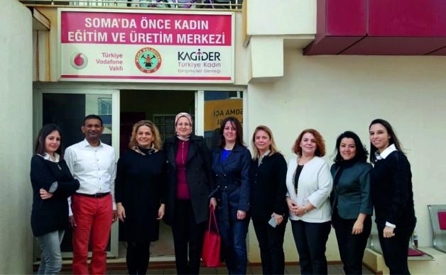ING'den Somalı Kadınlara Eğitim Desteği