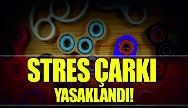 Uzmanlar Stres Çarkları Hakkında Uyarıyor