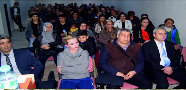 Soma Çocuk ve Gençlik Gelişim Derneğinin olağanüstü genel kurulu Yapıldı