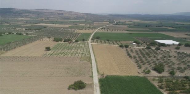 Çiftçilerin Yolu Büyükşehir'den