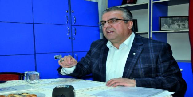 Önder Adar'dan Basın Açıklaması