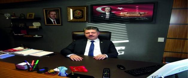 Milletvekili Özkan, Gazeteciler Gününü Kutladı