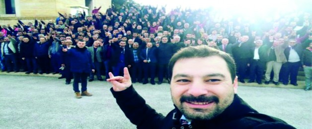 MHP Manisa İl Başkanı Erkan Öztürk Görevden Alındı
