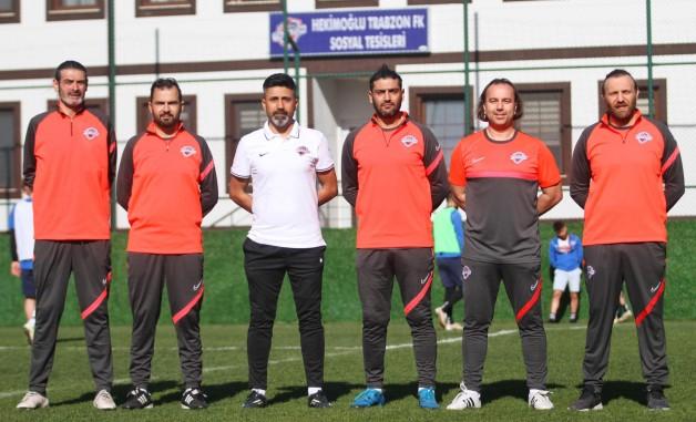 Somalı Antrenör Oktay Çabuk tekrar Karadeniz'de