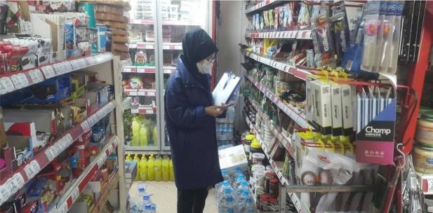 SOMA'DA ZABITA EKİPLERİ DENETİMLERE DEVAM EDİYOR