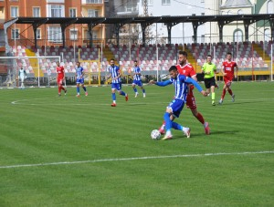 Somaspor 3-1 Elazığ Karakoçan FK