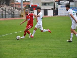 Somaspor 3-3 Şile Yıldızspor