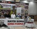 """""""Haydi Soma Şimdi Forma!"""" Kampanyasına Yoğun İlgi"""