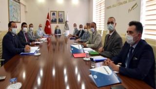 Hasta Güvenliği Komitesi Toplandı
