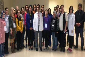 Soma Devlet Hastanesi'ne Sertifikalı Eğitim Uygulama Yetkisi verildi