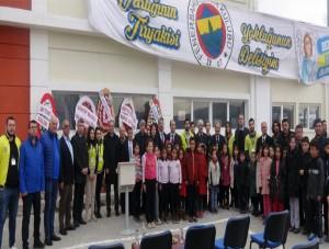 Berkay Akbaş Kütüphanesi Soma'da Açıldı