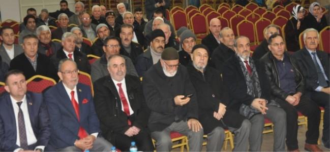 Yeni Başkan Mustafa Eren Oldu