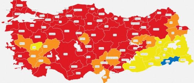 HAFTA SONU KISITLAMASI GERİ GELİYOR