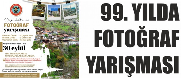 99. YILDA FOTOĞRAF YARIŞMASI
