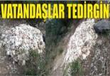 VATANDAŞLAR TEDİRGİN