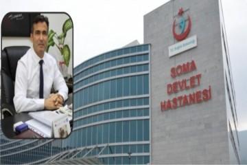 Soma Devlet Hastanesi Poliklinik  Hizmetleri Hakkında Bilgilendirme