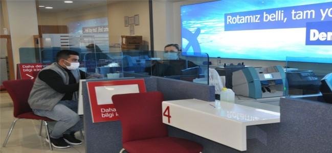 Soma'da Bazı Bankalar  10.00-16.00 arası çalışacaklar