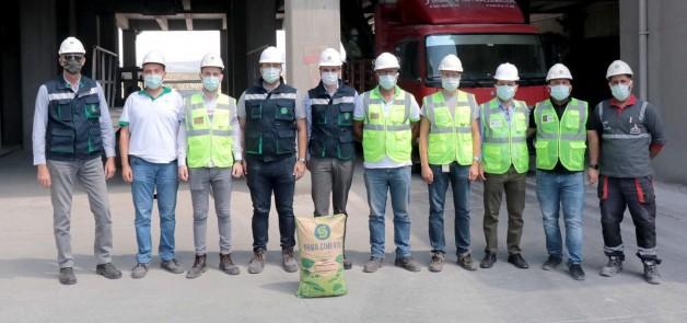 Soma Çimento'dan örnek proje