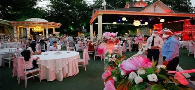 81 İlde Düğün Kısıtlaması