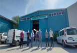 Büyükşehir Belediyesi Soma'da Denetimlerine Devam Ediyor