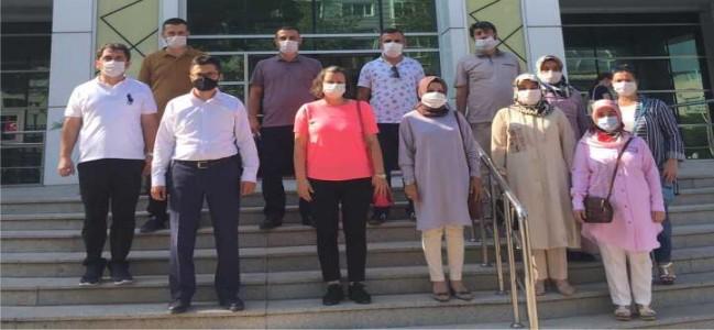 Soma Eğitim-Bir-Sen'den  Erol Mütercimler hakkında suç duyurusu