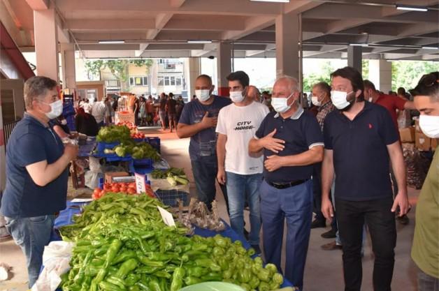 Somalı Esnaf Gelirini Operasyon Bitene Kadar Mehmetçik'e Bağışladı