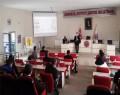 Kadına Yönelik Şiddetle Mücadele Toplantısı Düzenlendi