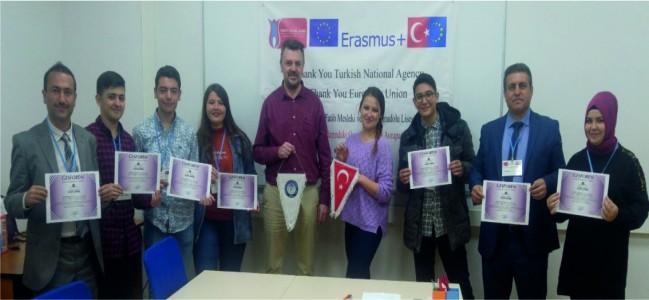 FATİH'İN ÖĞRENCİLERİ İSPANYA'DAN SONRA İSVEÇ'E GİDECEKLER