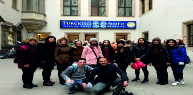 Fatih'in Öğrencileri Çek Cumhuriyetinden Döndü