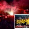 Soma'da Fenerbahçe coşkusu