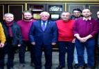 Başkan Ali Tulup,  Gazetecileri Unutmadı