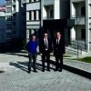 Kaymakam Altıntaş ve Başkan Ergene Soma'da İncelemelere Devam Ediyor