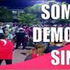 SOMA'DA DEMOKRASİ SINAVI