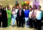 Soma'da Anne Sütü ve Emzirme Polikliniği açıldı