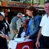 CHP Soma İlçe Kadın Kolları imza kampanyası başlattı