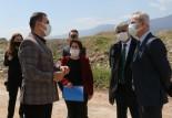 Büyükşehir'den Soma'ya Teknik İnceleme Ziyareti