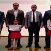 SOMA'DAKİ MİNİK KALPLERDE İSTİKLAL MARŞI RUHU