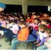 Soma'da Öğrencilere Trafik Eğitimi Verildi