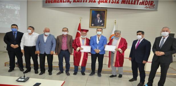 333 öğrenci meslek lisesi diplomalarına kavuştu