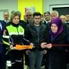 Şehit Polis Anısına Kütüphane Açıldı