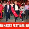 KINIK'TA HASAT FESTİVALİ BAŞLADI