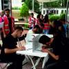 Soma'da Kızılay'a Kan Bağışı Desteği
