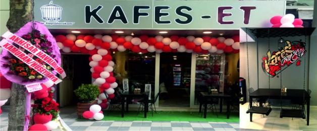 'Kafes-Et' Soma'ya tat katacak