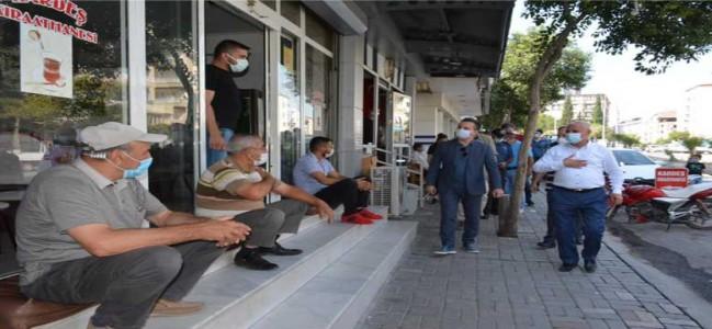 Soma'da Pandemi Dolayısıyla Bazı Kararlar Alındı