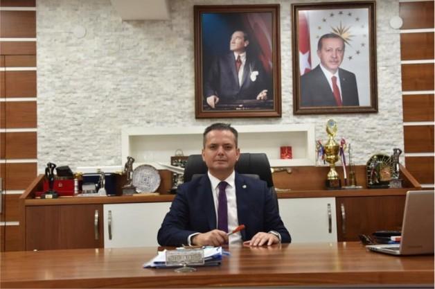 """""""BAŞARILARLA DOLU BİR YIL OLMASINI TEMENNİ EDİYORUM"""""""