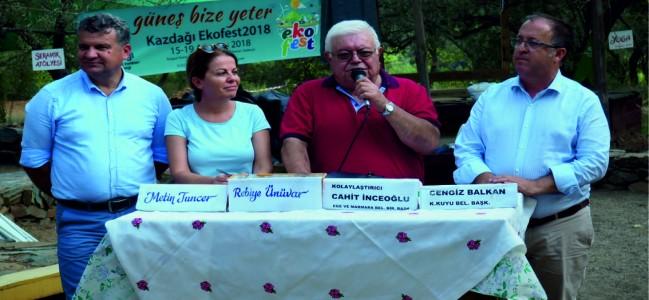 Ulusal Doğa Koruma Ödülü Yırca'ya Verildi