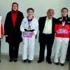 Şampiyon Taekwondocular Halk Eğitimi Ziyaret Etti