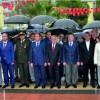SOMA'DA YAĞMUR'UN YAĞMASI KURTULUŞ PROGRAMINI ENGELLEYEMEDİ